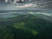 The Orlicke Mountains Or Eagle Mountains Are A Mountain Range Located Mainly In Northeastern Bohemia poster