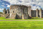 Постер, плакат: Эшфорд замок и сады в Co Майо Ирландия