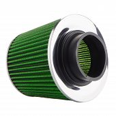 image of modification  - Air cone filter on white background - JPG