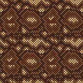 ������, ������: snake skin seamless pattern