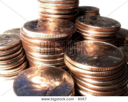Glittering Coins poster