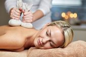pic of spa massage  - people - JPG