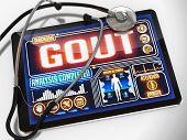 foto of gout  - Gout  - JPG