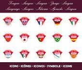 image of tongue  - Tongues - JPG