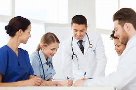 pic of latin people  - hospital - JPG