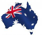 Постер, плакат: Австралия