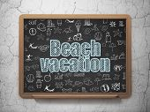 vacations poster