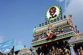 foto of trichy  - the beautiful india temple in georgetown penang - JPG
