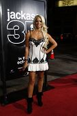 LOS ANGELES - APR 10:  Maryse Ouellet (WWE Diva) at the Jackass 3D premiere held at Grauman's Chines