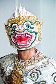 picture of hanuman  - Thai Cultural Show Hanuman  - JPG