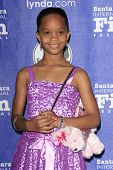 SANTA BARBARA - JAN 29: Quvenzhane Wallis at the Virtuosos Awards at the 28th Santa Barbara Internat
