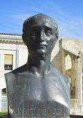 Bust of Esprit Requien in Avignon