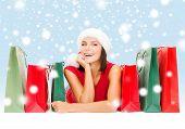 stock photo of christmas hat  - sale - JPG
