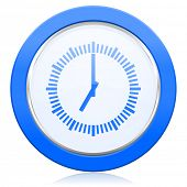foto of pass-time  - time icon clock sign  - JPG