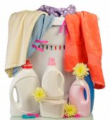 image of dirty-laundry  - Cleaning items - JPG