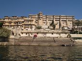 Rajput Style City Palace By Lake Pichola
