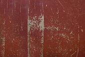 Aged Shabby Brown Surface. Old, Shabby, Brown, poster