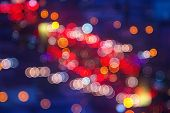 Bokeh Blurry Lights Background Image Blurry, Boke, poster