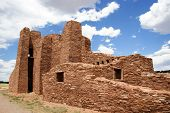 Ancient Pueblo Indian Ruins