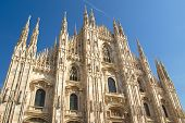 foto of domme  - Milan Cathedral  - JPG