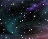 image of glow-worm  - Image illustration of the beautiful immense universe - JPG