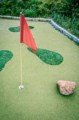 Minigolf Cource
