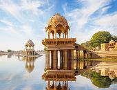 stock photo of indian  - Indian landmarks  - JPG