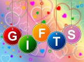 pic of gift wrapped  - Gift Gifts Meaning Gift - JPG