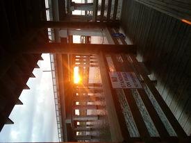 foto of katrina  - Sunrise at St - JPG
