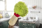 stock photo of spring-cleaning  - Cleaning  - JPG