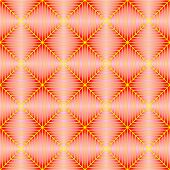 foto of psychedelic  - 60S Psychedelic modern blur and transparent patterns - JPG