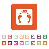 pic of scale  - The scales icon - JPG