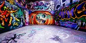an AWESOME graffiti Picture!
