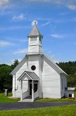 picture of 1700s  - This Tennessee country church was established in 1795 - JPG