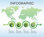 Infographic. Business Infographics. Infographics For Marketing. Infographics Product Testing Before  poster