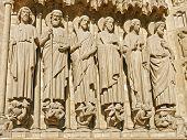 pic of doomsday  - Notre Dame de Paris Paris France - JPG