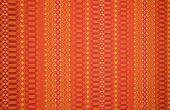 foto of oma  - Orang rote alte Tapete aus Omas Zeiten - JPG