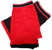 picture of boxer briefs  - Pair Of Folded Men - JPG