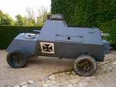picture of world war one  - Transport vehicle infantry World War 1  - JPG