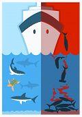 pic of kill  - Stop shark finning - JPG