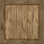 image of crate  - Wood crate generated hires texture or background - JPG