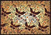 image of batik  - Indonesian batik indonesia - JPG