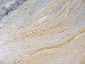 picture of scum  - Abstract image of pollution scum covering a river surface - JPG