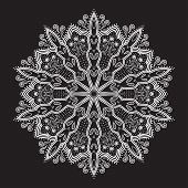 stock photo of lace  - Mandala - JPG