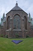 picture of gothic  - Falkenberg church built in neo - JPG