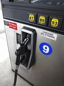 pic of ethanol  - Gas pump nozzle  - JPG