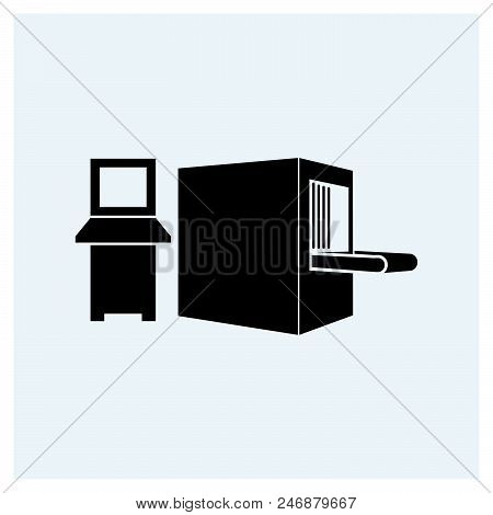 poster of Jerrycan Oil Icon Vector Icon On White Background. Jerrycan Oil Icon Modern Icon For Graphic And Web