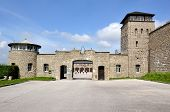 Concentration camp of Mauthausen