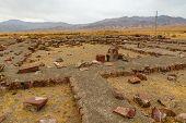 Sawran Or Sauran Is An Ancient City, Turkistan, Kazakhstan, Archeological Town Sawran poster