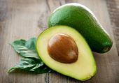 stock photo of exotic_food  - Avocado - JPG